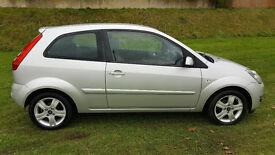 2008 Ford Fiesta Zetec Climate Tdci, 1398CC Diesel, 3DR, Manual £1650 ONO