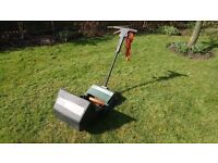 BLACK N DECKER LAWNRAKER