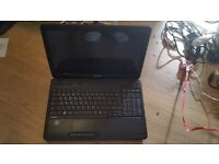 toshiba laptop amd dual core 2.1 6gb ram 320gb hardrive radeon hd4200 graphics 15.6 screen
