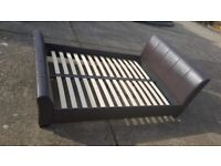 Double bed & mattress - can deliver