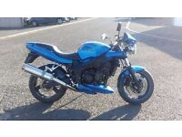 Triumph Speed Four 600cc 2005