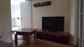 TV cabinet unit coffee table and wall shelf set