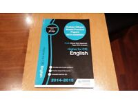 Higher for CfE English - Hodder Gibson Model Practice Papers with Answers (2014-2015)