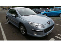 2007 57 PEUGEOT 407 1.6 SE HDI 4d 108 BHP*PART EX TO CLEAR*LONG MOT*FULL SERVICE HISTORY*