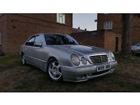 Mercedes-Benz E Class 3.2 E320 CDI Avantgarde 4dr £780 quick sale