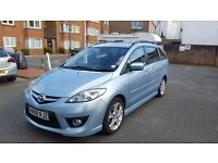 JUST REDUCED! MAZDA 5 SPORT TD 7 seater