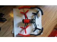 Bebop Drone + Sky controller used twice