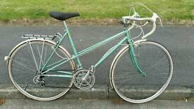 Raleigh Silhouette Ladies Bicycle, Excellent Riding Order