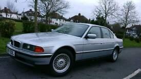 BMW 7 series 2.8 Petrol 1998 70k mileage only