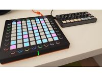 Novation LaunchPad Pro and Novation Launch Control