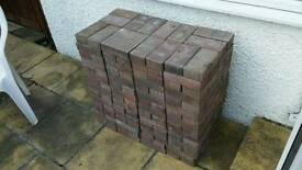 Paving blocks - unused