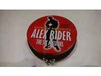Alex Rider - Anthony Horowitz - Audio Books - First Six Missions