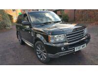 2007 Range Rover Sport HSE Auto 2.7 Diesel 105000mls NOT x5,ML,kuga,antara,tiguan,s class, 7 series