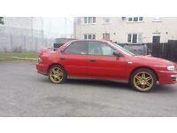 98,Subaru impreza