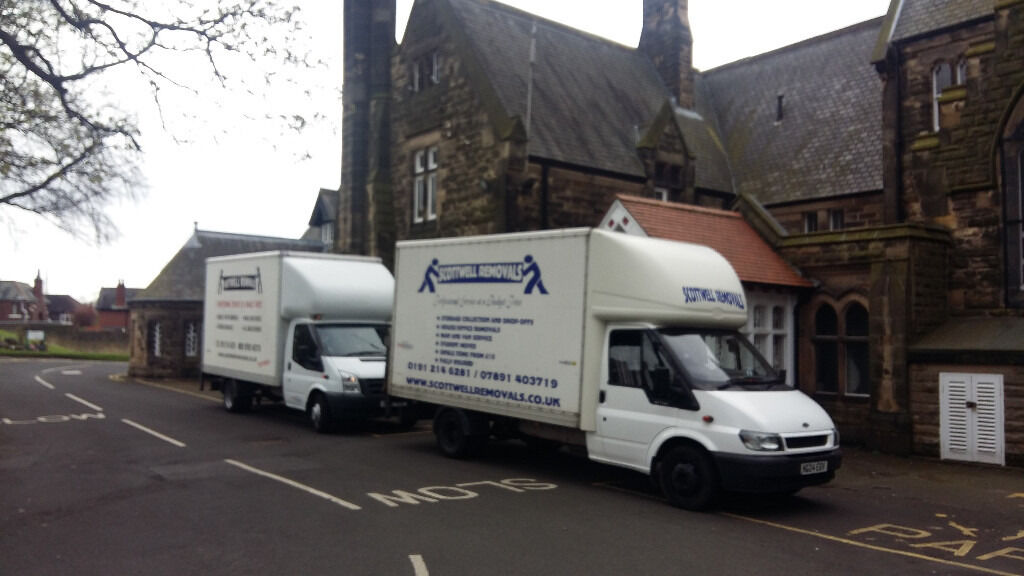 **2 LUTON VANS** Professional Service at Budget Prices! Man & Van 15% off / INSURED!
