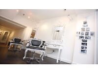 Promotional Staff for West London Hair Salon