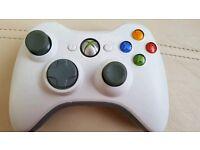 Xbox 360 wireless control