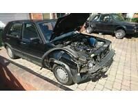 Mk2 golf gti 8v 1.8 breaking/ donor car