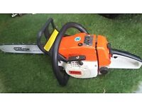 Sthil 024 chainsaw