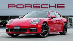 2017 Porsche Panamera 4S|Premium Package Plus|Adaptive Air Suspe