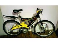 SILVERFOX URBAN SFX MOUNTAIN BIKE