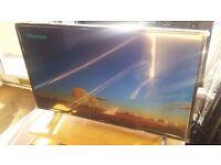 "Hitachi 43"" Full HD 1080p Smart Wifi Freeview LED TV (1 Year Warranty) £240"