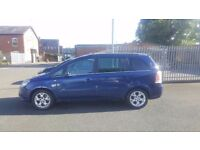 56 vauxhall zafira 1.9 diesel * 7 seater * px welcome