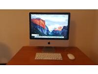 Apple iMac 20inch 2.66GHz 4GB 500GB HDD with wireless keyboard VGC