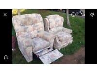 Gplan armchairs