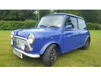 Mini paul smith ltd edition one of 1800 low milage