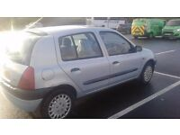 RENAULT CLIO 1.4 2001 MODEL £495 LIKE POLO CORSA PUNTO FIESTA