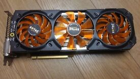 Zotac GeForce GTX 780 3GB OC (ZT-70206-10P) Graphics Card