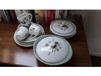 Woods Ware crockery incl. serving dishes