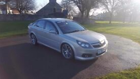 Vauxhall vectra 1.9 cdti Irmscher opel low mileage