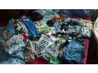 Boys joblot 100 items newborn-3 months