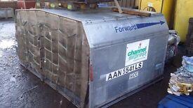 Alimunn cargo unit /Storage