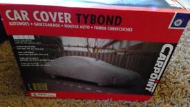Carpoint 1723240 Tybond Full Size Car Cover