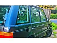 1995-2002 Ranger Rover P38 CD changer, Subwoofer, Trim, Parts