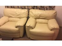 3 seater sofa plus 2 armchairs