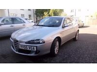 Alfa 147 Fully serviced ready to drive away LONG MOT