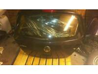 VAUXHALL CORSA D REAR TAILGATE