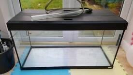 Aquarium / fish tank and accessories