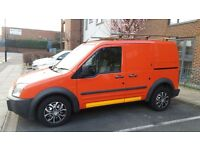 Ford Transit Connect for sale. New MOT, Tyres, Brake pads. Security locks. All fine, drives superb