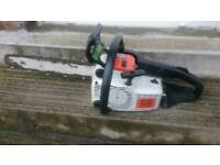 Stihl 011 chainsaw