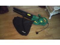 Kingfisher garden leaf blower and vac in excellent working condition