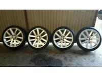 18th inch Vancouver alloys