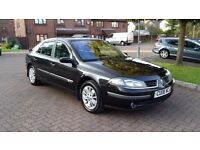 06 Renault LAGUNA 1.9 DCi --- CLUTCH, T.BEL + FULL S.H + 6 speed, 62mpg! SUPERB CONDITION! ---