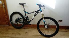 Giant Trance 4 27.5 650b Mountain Bike L