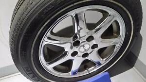 4 MAGS 16 POUCE CADILLAC STS CHROME
