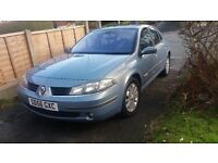 RENAULT LAGUNA 2.0 EXP. STUNNING CONDITION,56 PLATE,MOT END OF SEPT.2 FORMER KEEPERS,HPI CLEAR